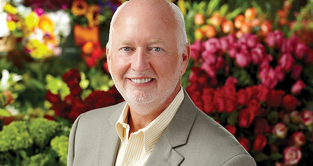Jim McCann, 1-800-Flowers CEO