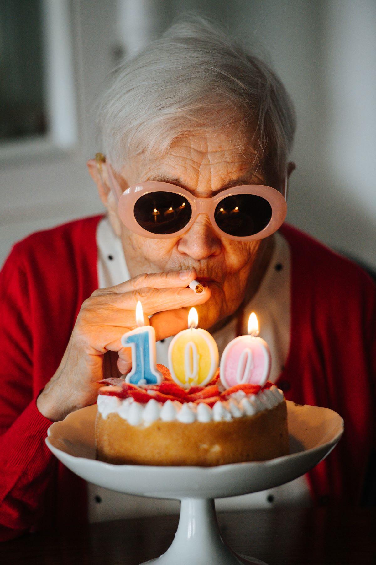 Birthday Gift Guide for Milestone Birthdays, 100