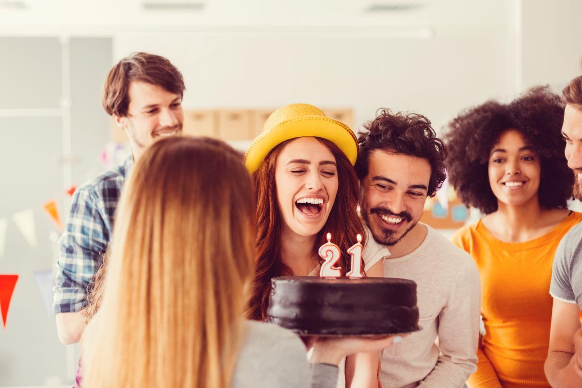 Birthday Gift Guide for Milestone Birthdays, 21, Hero
