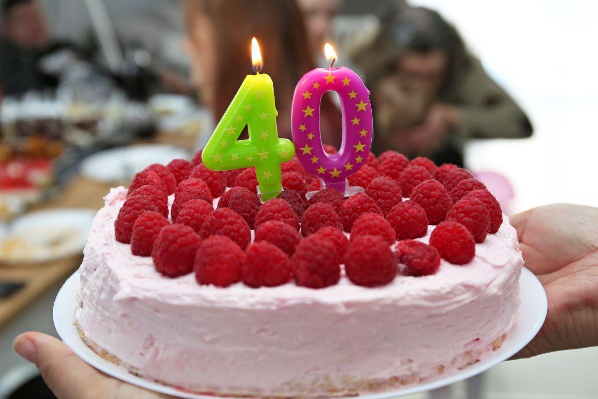 Birthday Gift Guide for Milestone Birthdays, 40